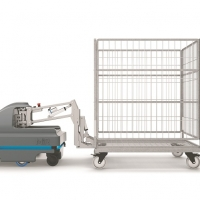 Per la prima volta a MECSPE i robot mobili di MiR: versatili e ideali per la fabbrica connessa e la logistica 4.0