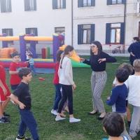 Il giardino dei giochi a Padova: la scorsa domenica dedicata ai bambini