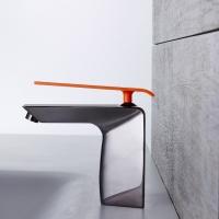 Boomerang di Gattoni Rubinetteria.  Perfetto equilibrio tra forma e funzione