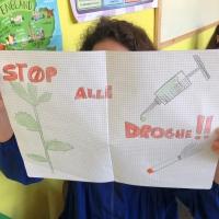 """Olbia: dalle scuole elementari """"Stop alle droghe"""""""