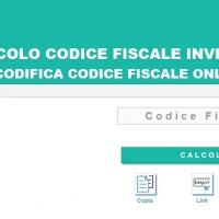 A cosa serve il codice fiscale inverso