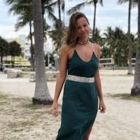 Le cinture gioiello di Eles Italia: mondanità ed eleganza a Miami