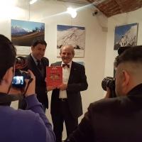 Milano Art Gallery: vernissage di qualità per il fotografo Sambucco con Roberto Villa e Salvo Nugnes