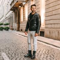 GuidoMaggi lancia la nuova luxury line: borse e zaini  giacche in pelle esotica e pelletteria