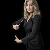 """Isabella Ambrosini dirige il concerto """"Và Pensiero"""" al Golf Club di Roma Acquasanta"""