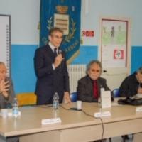 Grande successo per la presentazione del libro dell'ex magistrato Nuzzo