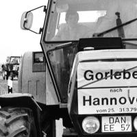 """-Germania """"Gorleben Treck"""" 31 Marzo 1979-2019. Il 40° Anniversario della storica marcia antinucleare ad Hannover. (Scritto da Antonio Castaldo)"""