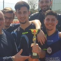 """Mariglianella, """"Un calcio alla camorra"""" nell'iniziativa di sport e legalità promossa dal Forum Comunale dei Giovani."""