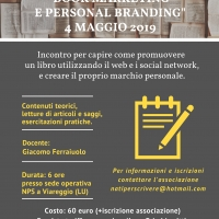 Workshop Book Marketing e Personal Branding - Viareggio