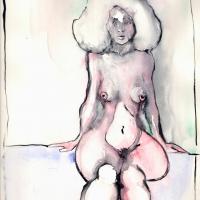 Positivi apprezzamenti per l'artista Matteo Fieno in mostra a Napoli