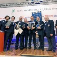 Un successo da Nazionale per il 43^ concorso regionale Aibes Campania