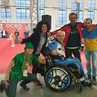 """Mauro Tomasi: """"Sono solo un maratoneta in carrozzina"""""""