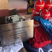 Acronis Foundation costruisce una nuova scuola in Senegal per garantire ai bambini un ambiente di studio sicuro