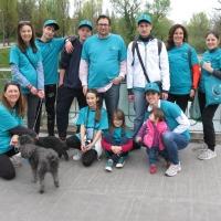 I volontari di Dico No alla Droga nella Giornata Mondiale della Salute