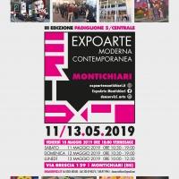 EXPOARTE: un maggio tra arte  Moderna e Contemporanea