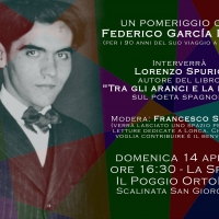 Lorenzo Spurio in Liguria per Federico Garcìa Lorca