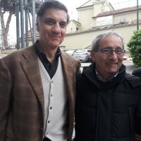 A Salerno grande accoglienza per Marco Tullio Barboni