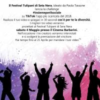 La bellezza della diversità: i tiktokers italiani si sfidano nella challenge #insiemeperilsociale