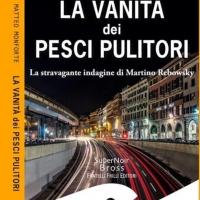 Presentazione del libro La vanità dei pesci pulitori di Matteo Monforte alla libreria Cultora di Milano.