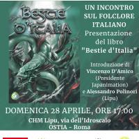 Un incontro sul folclore italiano - Ostia