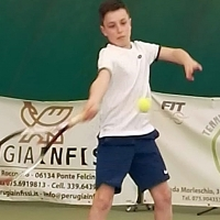 Ottanta atleti in campo nel torneo giovanile del Valtiberina Tennis