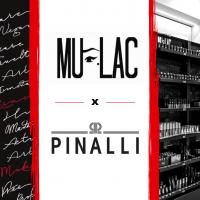 Tanta curiosita' e moltissime presenze all'evento organizzato da Pinalli per l'inserimento del marchio Mulac Cosmetics