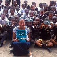 """""""Un Mondo Libero dall Droga"""" informa i giovani del Sud Africa"""