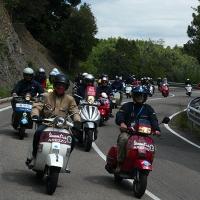 VespArezzo, torna il raduno nazionale del 1° maggio