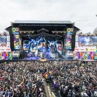 Molti spettacoli di musica il primo maggio in Italia, tra Roma e molto altro