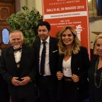 Pro Biennale di Sgarbi vuole il buffet di Nino Ballerino
