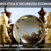 CORSO IN GEOPOLITICA E SICUREZZA ECONOMICA