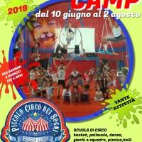Circus Summer Camp: il centro estivo all'insegna dello stare insieme, dei giochi e delle discipline circensi