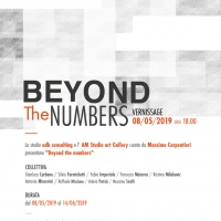 Beyond the numbers: mostra collettiva da AD'B Consuting