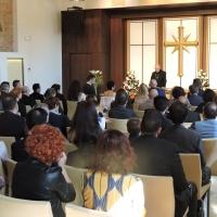 Nella storica Villa Francesconi Lanza, sede della Chiesa di Scientology  di Padova, si è tenuta una celebrazione di matrimonio