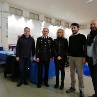 """""""Legalità e senso civico nella circolazione stradale"""": una conferenza per oltre 400 studenti del Liceo G. Galilei di Gozzano"""