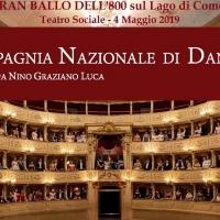 Il Gran Ballo dell'800 al Teatro Sociale di Como