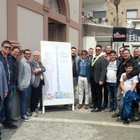 -Brusciano: Festa del 1° Maggio. Presentato il progetto del Giglio Passo Veloce. (Scritto da Antonio Castaldo)