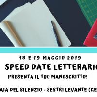 Speed date letterario a Sestri Levante (GE)
