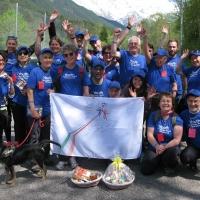 Protagonisti i Diritti Umani alla marcia di Val Resia