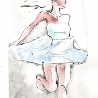 Matteo Fieno: l'anima della pittura declinata al femminile