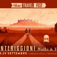 Slow Travel Fest ~ Monteriggioni Walks & Talks 2019