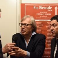 A Pro Biennale si brinda con un vino d'arte: le Tenute Orestiadi scelte tra i partner