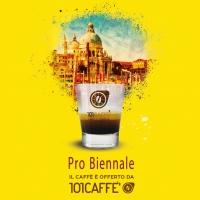 Spoleto Arte conferma la partnership di 101CAFFE' per la mostra Pro Biennale presentata da Sgarbi