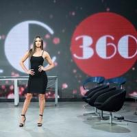 DAGLI STUDI TELEVISIVI DI REC 360 AL FESTIVAL DE I TULIPANI DI SETA NERA: DANIELA ROSATI