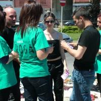 Volontari a Decimomannu per tenere i ragazzi lontani dal consumo di droga