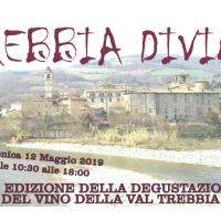 Il Poggiarello presente a Trebbia Divino: Una passeggiata in val trebbia sulle tracce della dea Minerva
