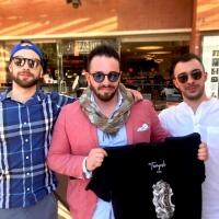 Il compositore Salvatore Frega diventa Brand Ambassador di Temple Firm
