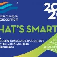 Un posto in prima fila per THAT'S SMART a Mce – Mostra Convegno Expocomfort 2020