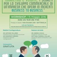 Tutti i segreti per lo sviluppo commerciale B2B: il nuovo evento firmato AIMB2B e Confagricoltura Salerno