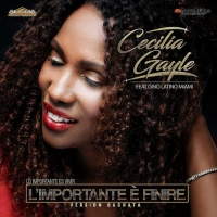 Cecilia Gayle Feat Gino Latino in radio con L' Importante e Finire (Bachata)